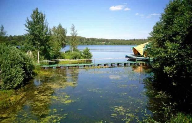 Нечисть из подмосковных Медвежьих озер