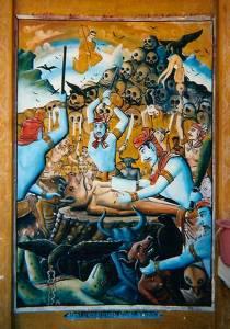 Одна из шестнадцати буддистских нарак (преисподних).