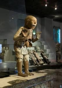 До сегодняшнего дня дошло несколько сотен идолов-изображений Миктланте