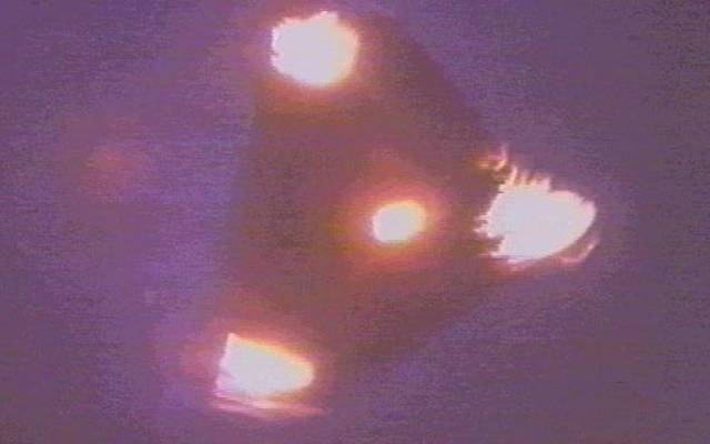 Бельгийский треугольник: такие НЛО часто видели над Европой