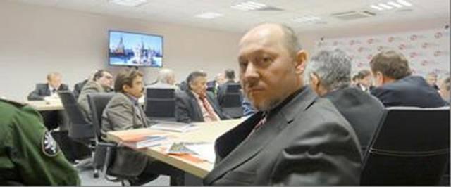 Павел Полуян - физик, разведчик и антиуфолог.
