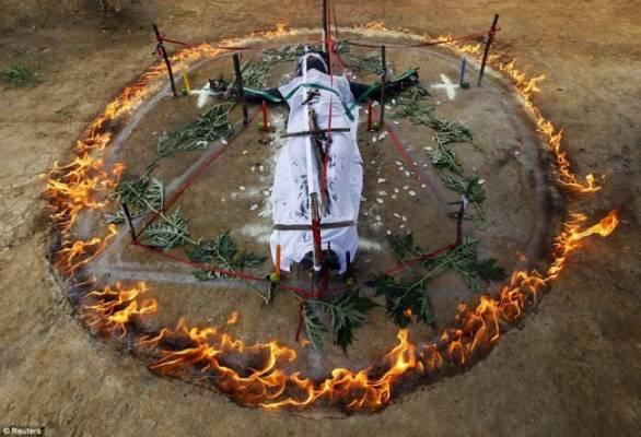 Гермес Сифуэнтес: современный экзорцист (Колумбия)