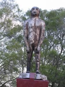 Скульптура йови в штате Квинсленд