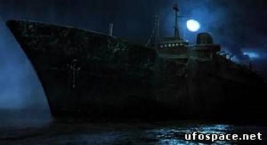 laivai vaiduokliai